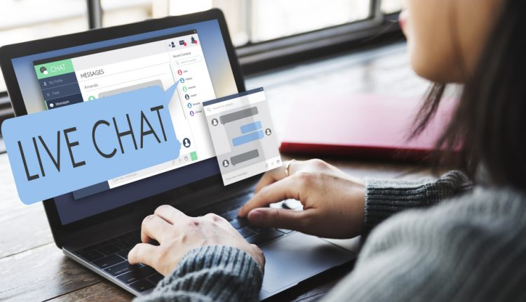 Live Chat Feature