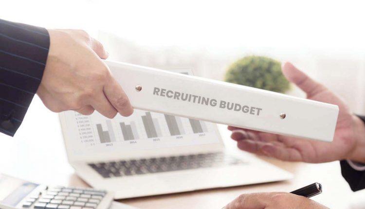 Improve your Recruitment Budget