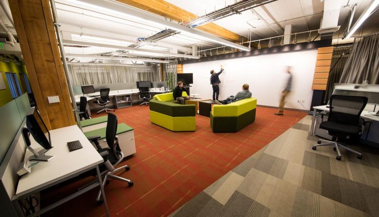 Coworking Isn't Just a Trend