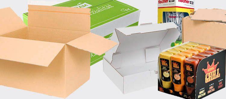 Cardboard Product Packaging