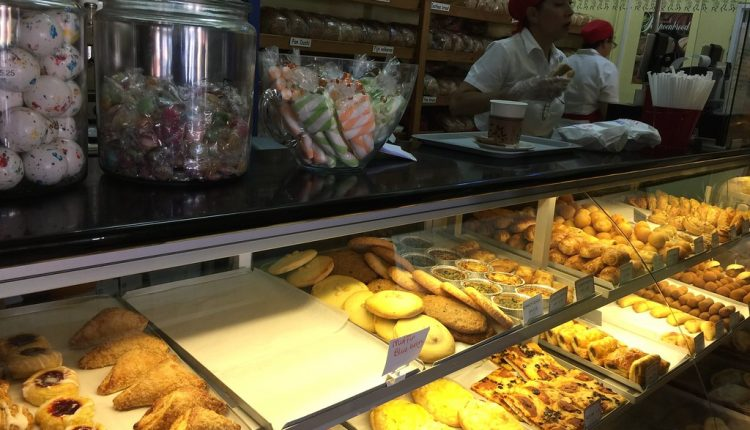commercial bakery