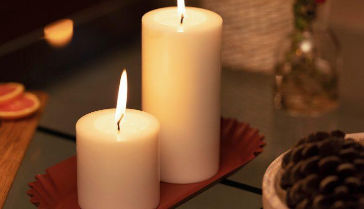Pillar Candles 01404